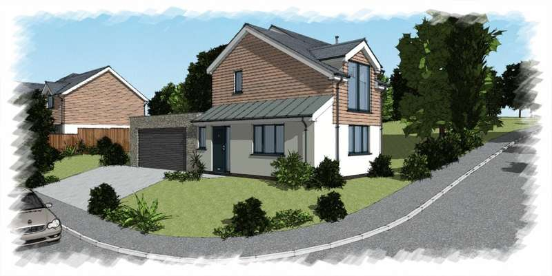 4 Bedrooms Detached House for sale in Loddiswell, Kingsbridge