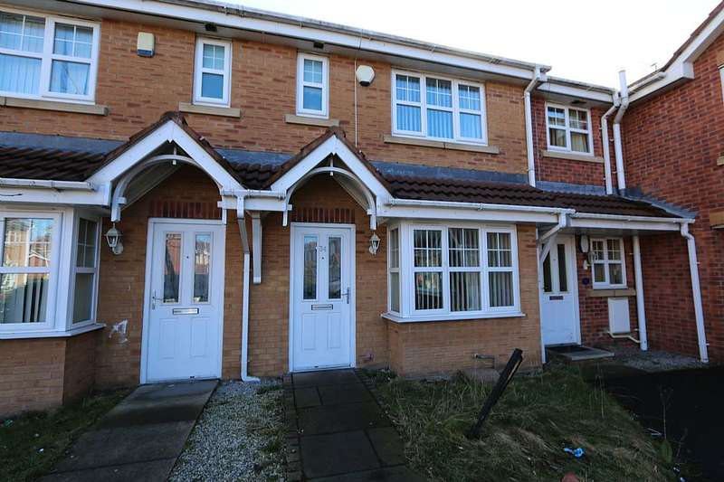 3 Bedrooms Terraced House for sale in October Drive, Liverpool, Merseyside, L6 4ET