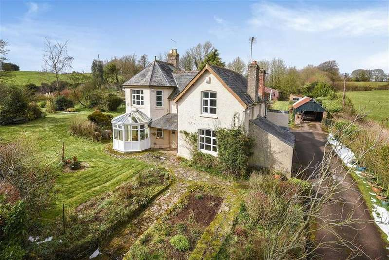 6 Bedrooms Detached House for sale in Burlescombe, Tiverton, Devon, EX16