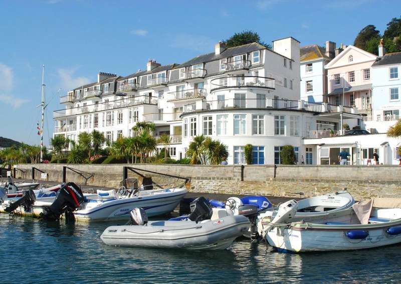 1 Bedroom Apartment Flat for sale in The Salcombe, Fore Street, Salcombe, Devon, TQ8
