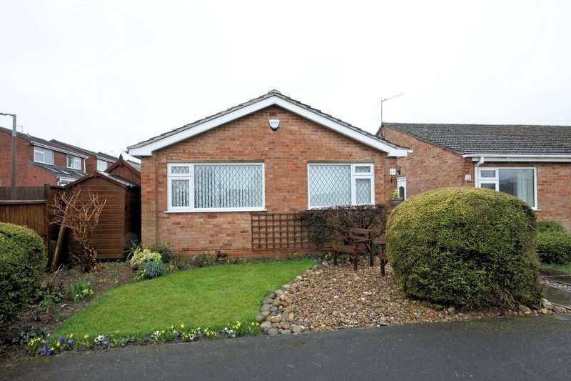 2 Bedrooms Detached Bungalow for sale in Maple Close, East Leake