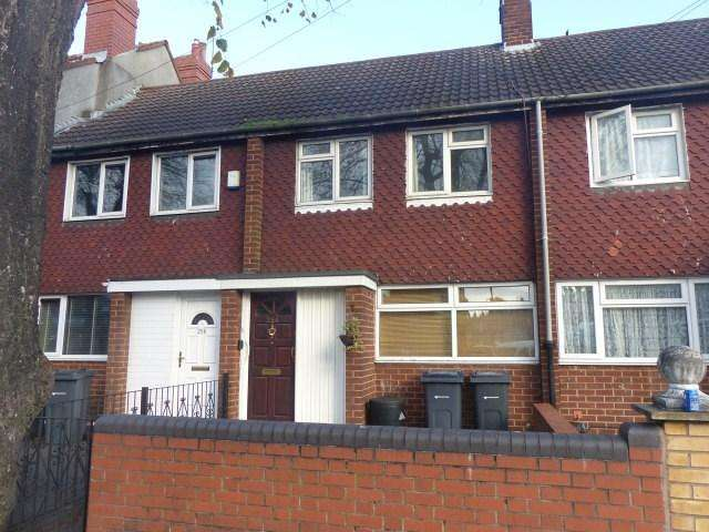 3 Bedrooms Terraced House for sale in Rookery Road, Birmingham