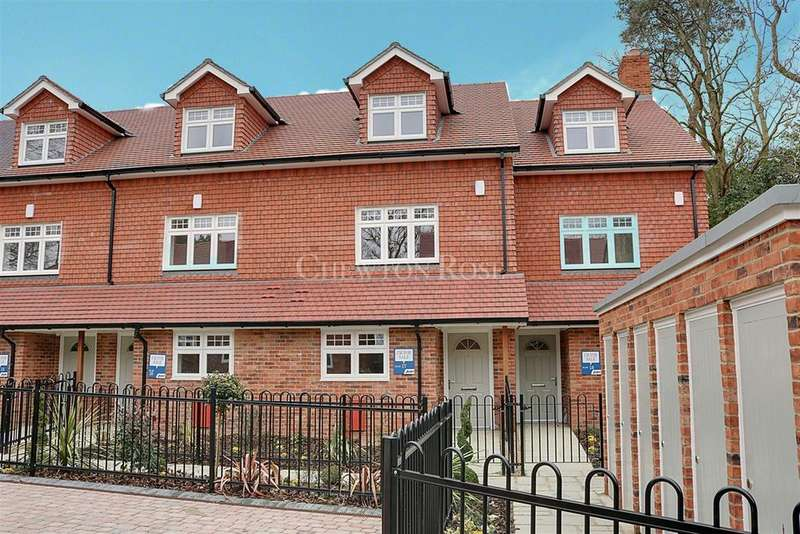 3 Bedrooms Terraced House for sale in Mayfield Place, Mayfield, East Sussex. TN20