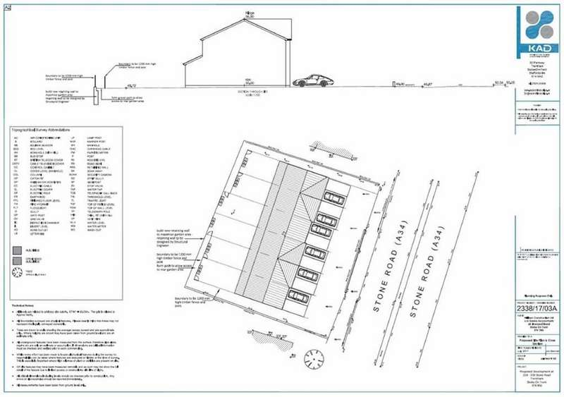 Land Commercial for sale in Stone Road, Hanford, Stoke-on-Trent