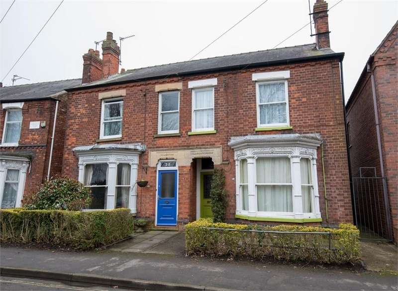 3 Bedrooms Semi Detached House for sale in Thorold Street, Boston, Lincolnshire