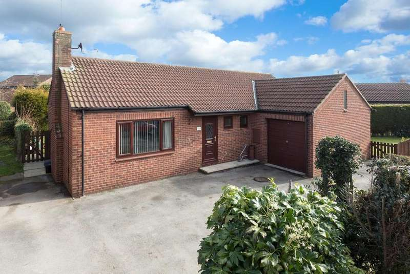 3 Bedrooms Detached Bungalow for sale in The Garth, Hensall, Goole