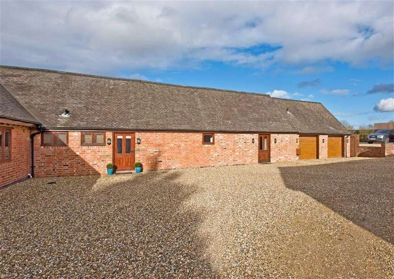 4 Bedrooms Barn Conversion Character Property for sale in Fox Hollow, 4 Brewood Road, Coven, Wolverhampton, WV9