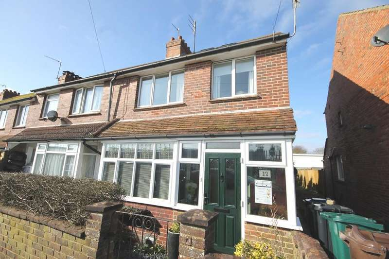 4 Bedrooms End Of Terrace House for sale in Southdown Avenue, Portslade