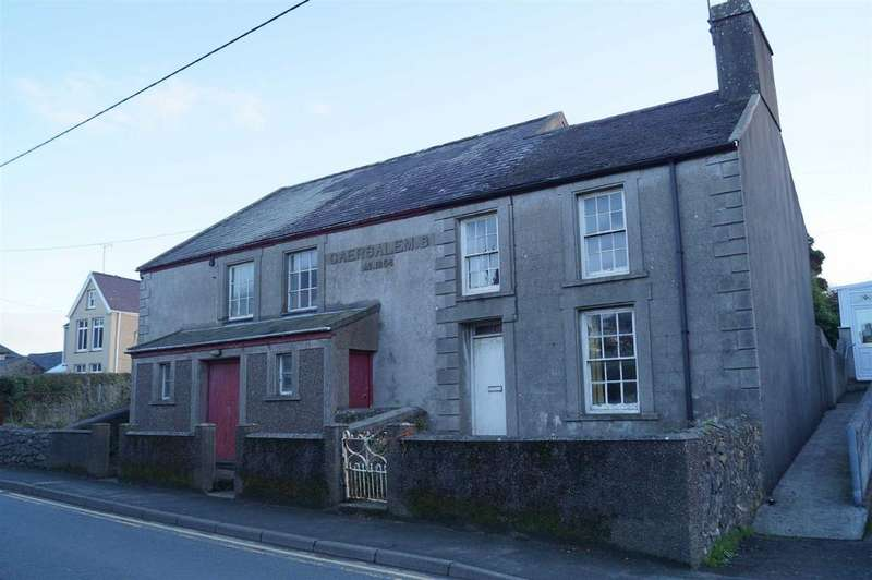 2 Bedrooms Detached House for sale in Morfa Nefyn