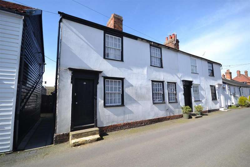 4 Bedrooms Cottage House for sale in Chapel Road, Burnham-On-Crouch
