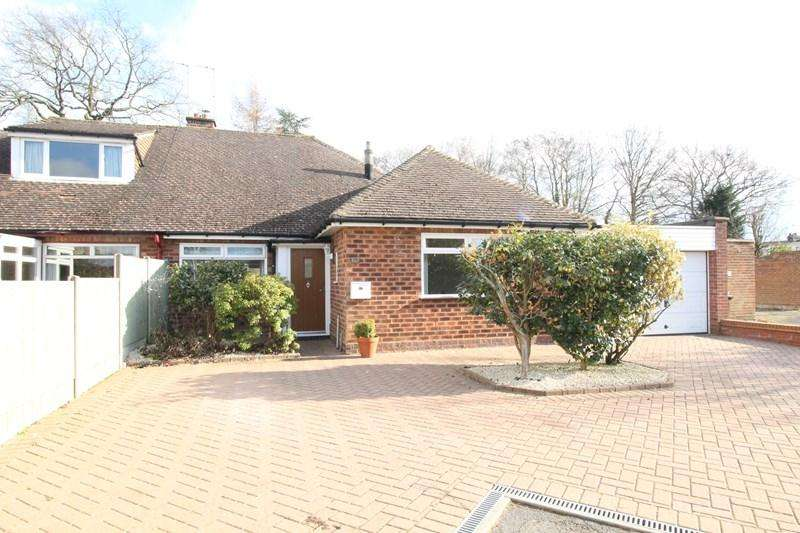3 Bedrooms Semi Detached Bungalow for sale in Dovedale Avenue, Shirley, Solihull