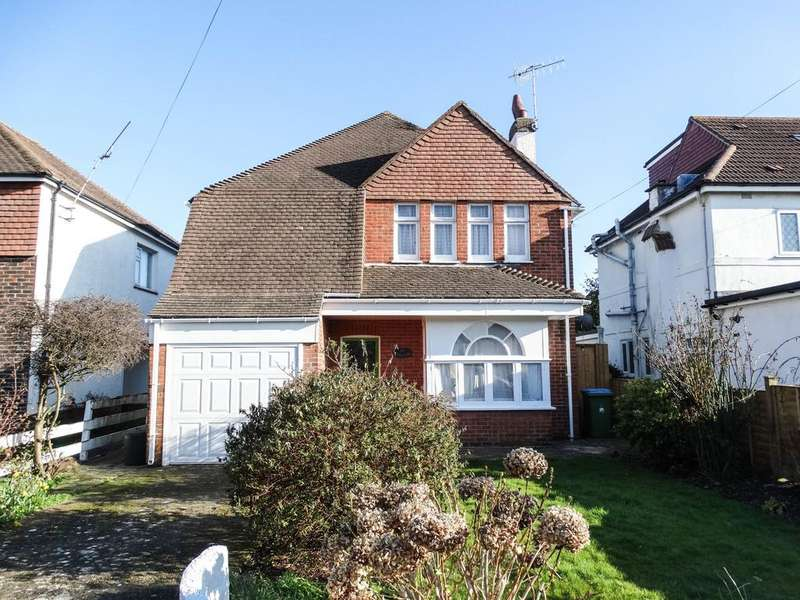 4 Bedrooms Detached House for sale in Aldwick, Bognor Regis