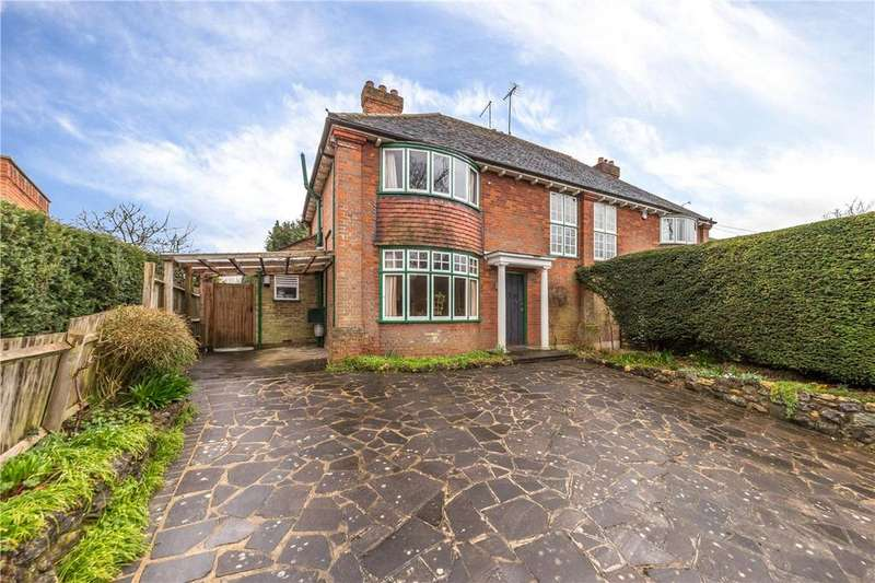 3 Bedrooms Semi Detached House for sale in Sun Lane, Harpenden, Hertfordshire