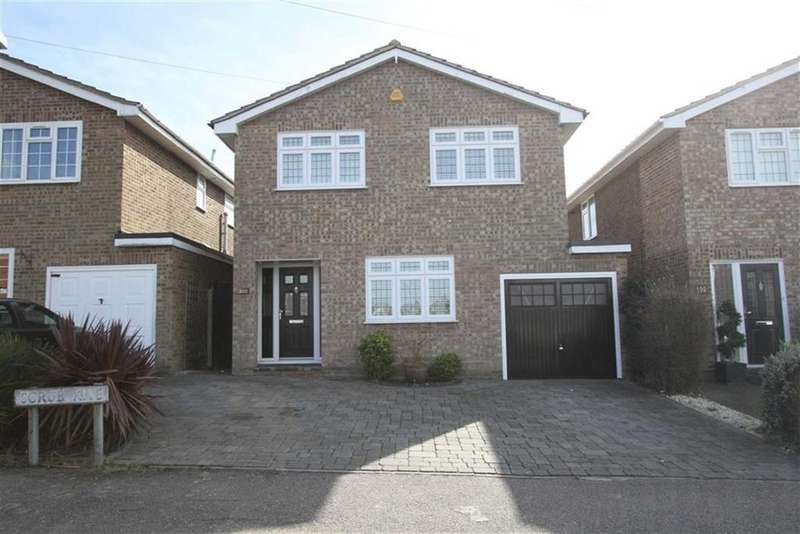 4 Bedrooms Detached House for sale in Scrub Rise, Billericay
