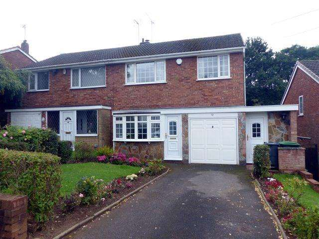 3 Bedrooms Semi Detached House for sale in Farlands Grove, Birmingham