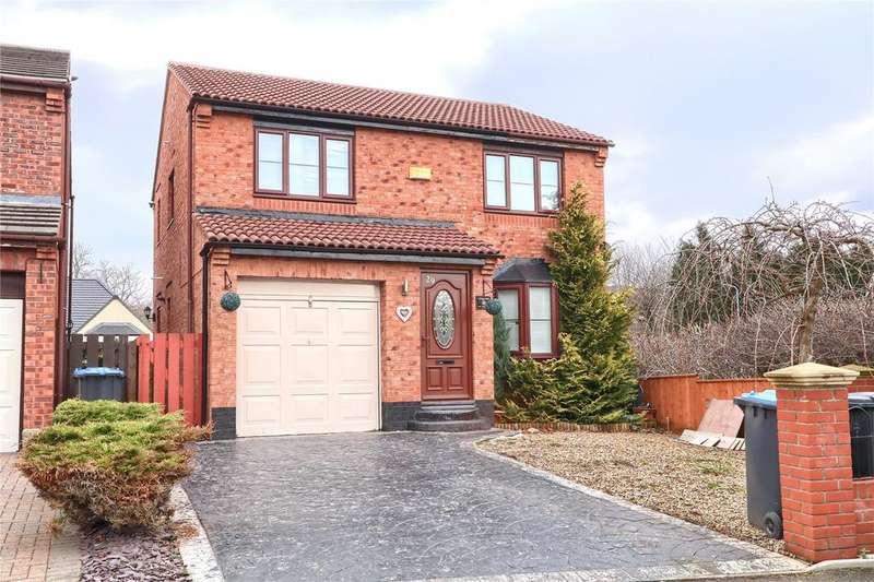 4 Bedrooms Detached House for sale in Yew Tree Grove, Marton