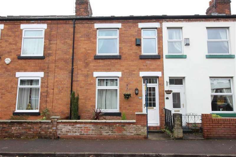 2 Bedrooms Terraced House for sale in Darley Street, Sale