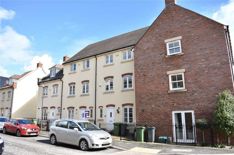 3 Bedrooms Town House for sale in Greenaways, Ebley, Stroud, Gloucestershire, GL5