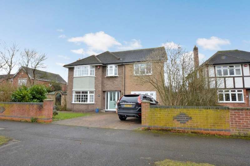 4 Bedrooms Detached House for sale in 16a Windsor Road, Newark
