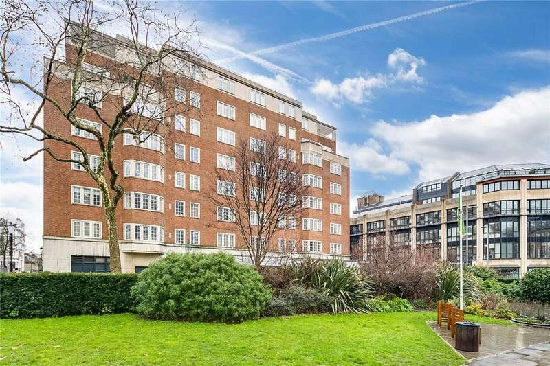 3 Bedrooms Flat for sale in Troy Court, Kensington High Street, London