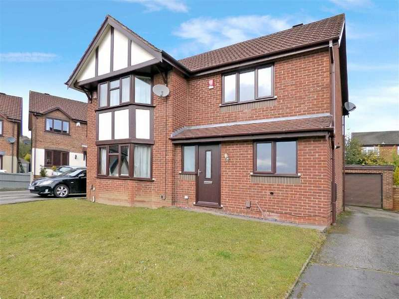 2 Bedrooms Semi Detached House for sale in Holst Drive, Birches Head, Stoke-on-Trent