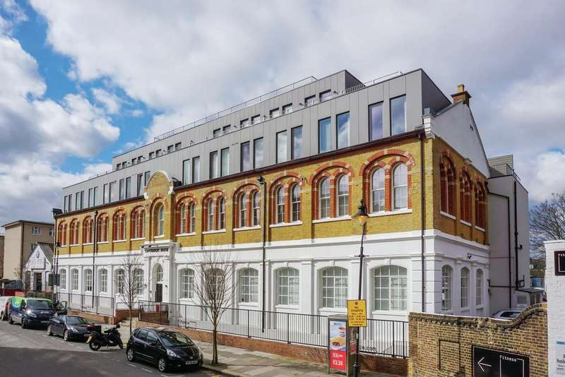 2 Bedrooms Flat for sale in Canterbury Road, NW6
