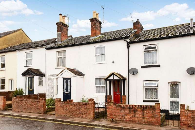 2 Bedrooms Terraced House for sale in Portswood Road, Portswood, Hampshire