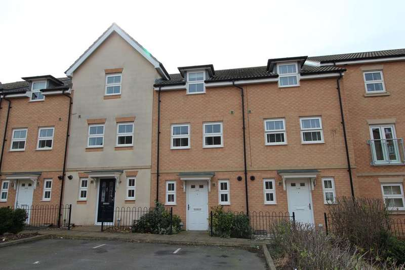 3 Bedrooms Town House for rent in Whites Way, Hedge End SO30