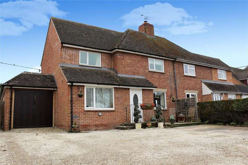 4 Bedrooms Semi Detached House for sale in Tetsworth, Thame
