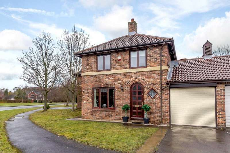 3 Bedrooms Detached House for sale in Whitebridge Parkway, Gosforth, Newcastle Upon Tyne, Tyne Wear