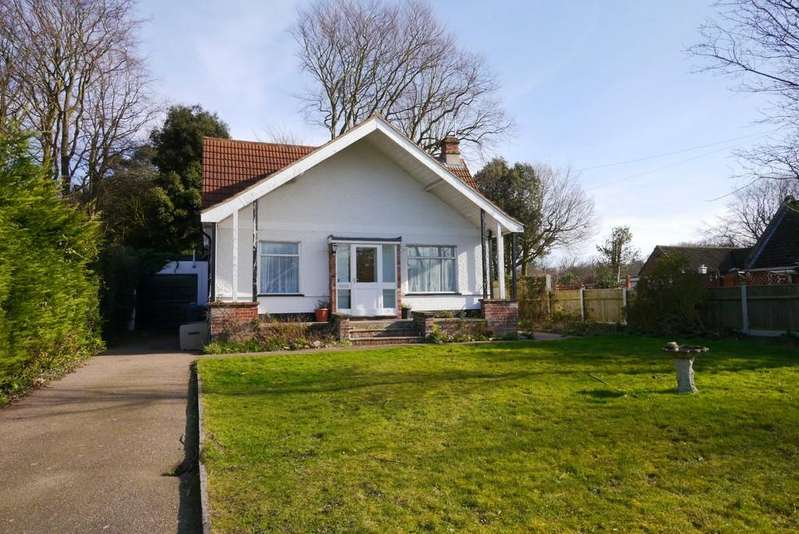 4 Bedrooms Detached House for sale in Station Road, Corton, Lowestoft