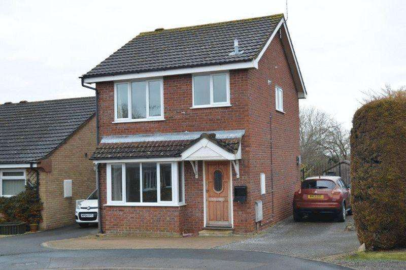 3 Bedrooms Detached House for rent in West Garston, Banwell, Weston-super-Mare