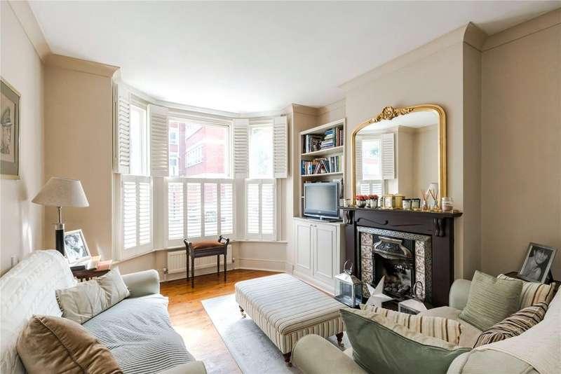 4 Bedrooms Terraced House for sale in Shuttleworth Road, Battersea, London, SW11