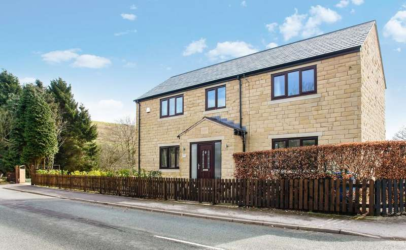 4 Bedrooms Detached House for sale in Delph Lane, Delph, Saddleworth
