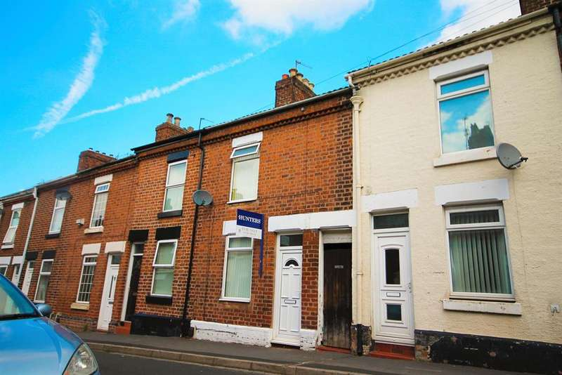 2 Bedrooms Terraced House for sale in Union Street, Runcorn, , WA7 5SU