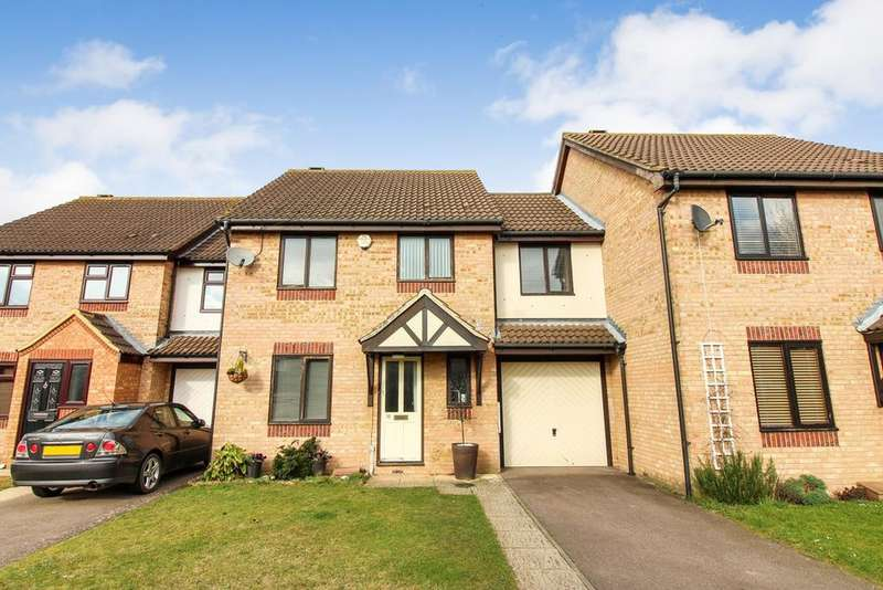 4 Bedrooms Terraced House for sale in Elgar Drive, Shefford, SG17