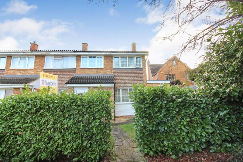 3 Bedrooms End Of Terrace House for sale in Rookery Walk, Clifton, SG17
