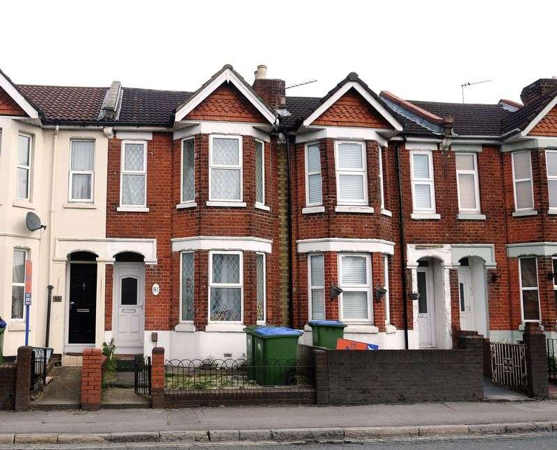 2 Bedrooms Property for sale in Shirley, Southampton
