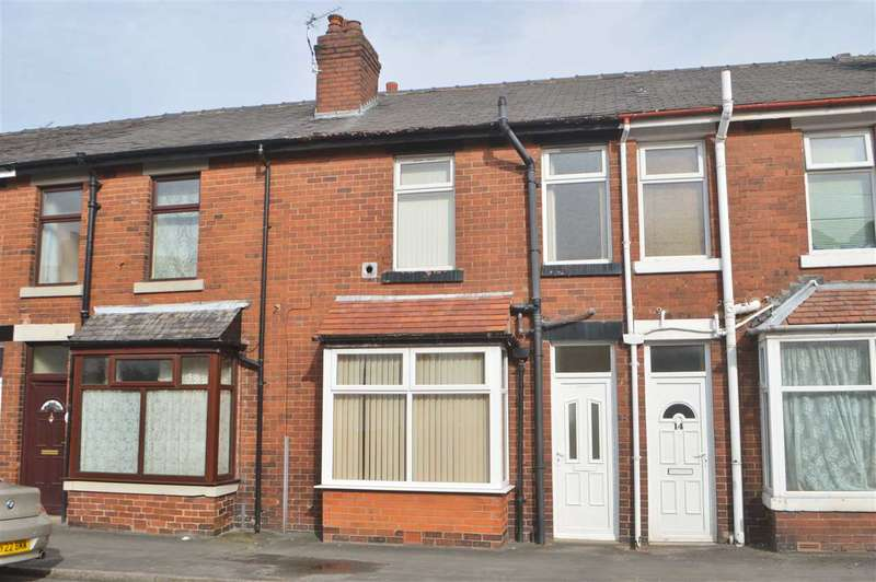 2 Bedrooms Terraced House for rent in Geoffrey Street, Chorley