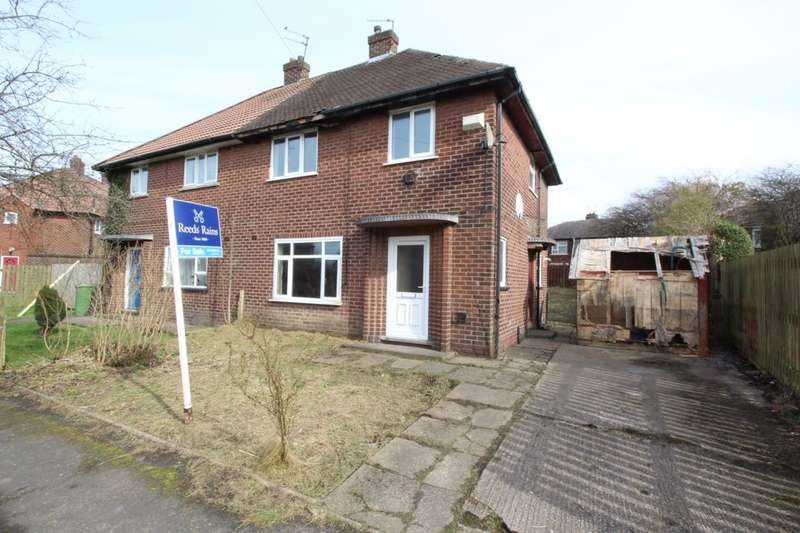 3 Bedrooms Semi Detached House for sale in Moorfield Drive, Hyde, SK14