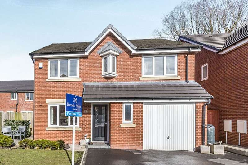 4 Bedrooms Detached House for sale in Kingfisher Way, Bamber Bridge, Preston, PR5