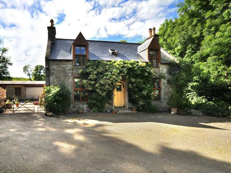 4 Bedrooms Farm House Character Property for sale in Towieburn House Drummuir, Keith, AB55 5JA