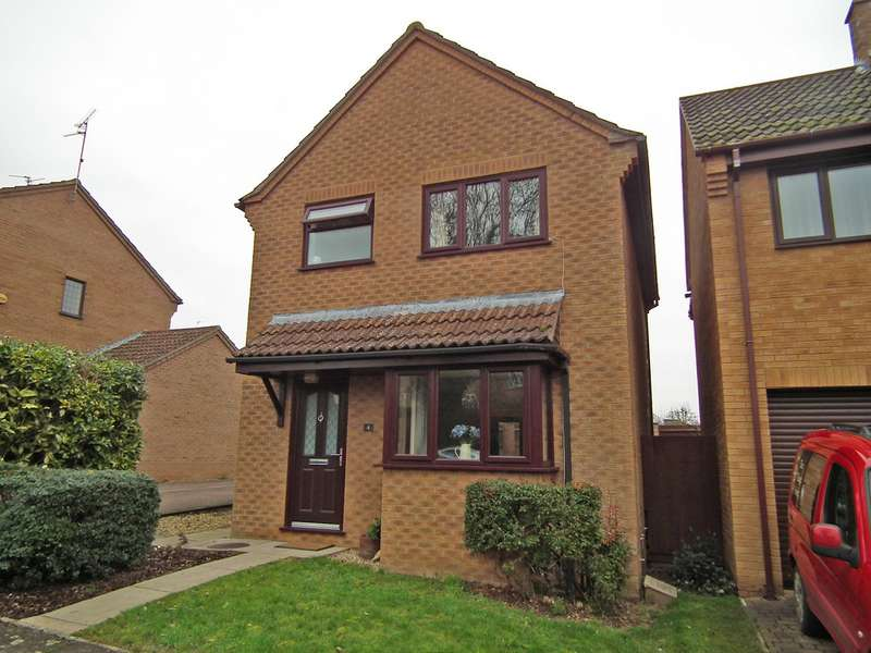 3 Bedrooms Detached House for sale in Willow Lane, Kingscliffe PE8