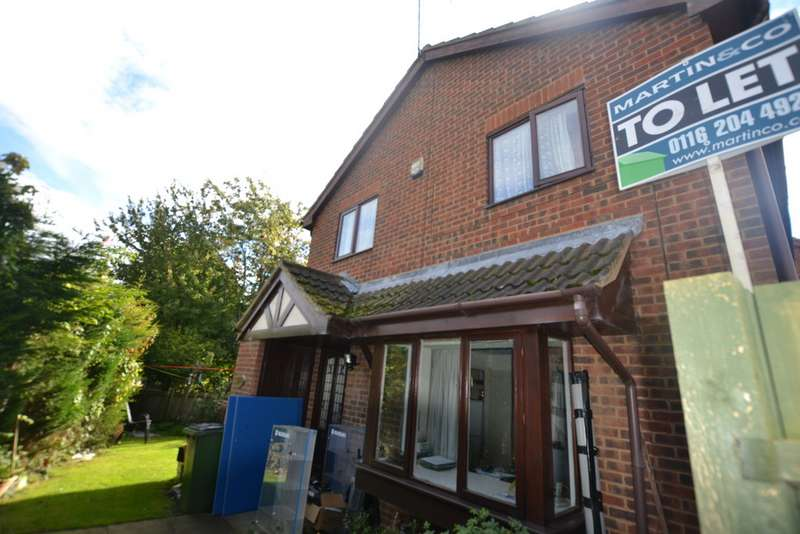 2 Bedrooms Property for rent in Oaks Court, Narborough LE19