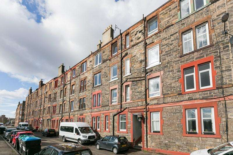 1 Bedroom Property for sale in 38 3f2 Hawthornvale, Edinburgh, City Of Edinburgh, EH6 4JW