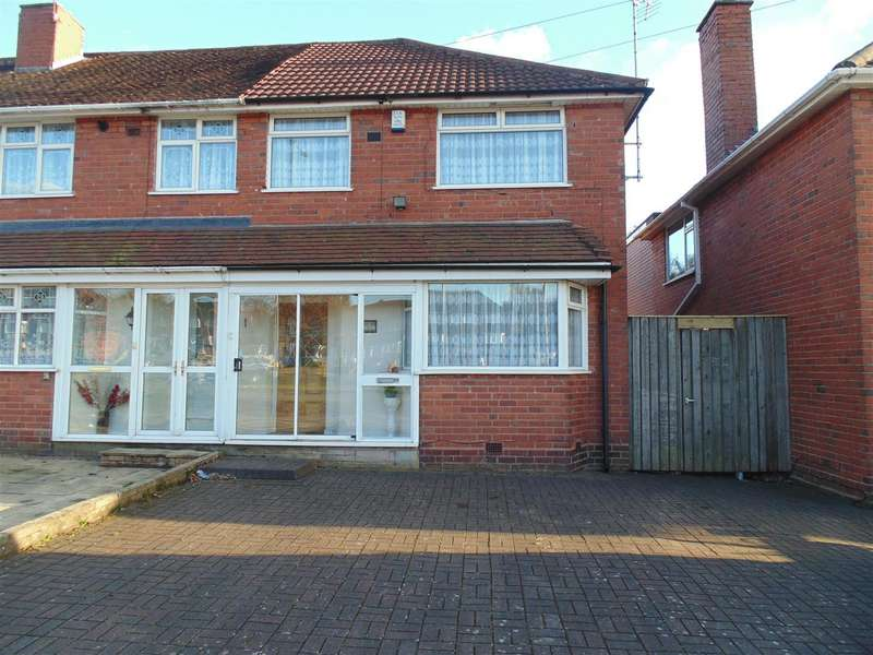 3 Bedrooms Property for sale in Queslett Road, Great Barr