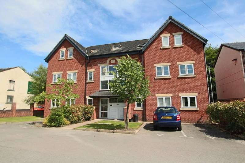 2 Bedrooms Apartment Flat for sale in Greenhill Road, Middleton, Manchester, M24