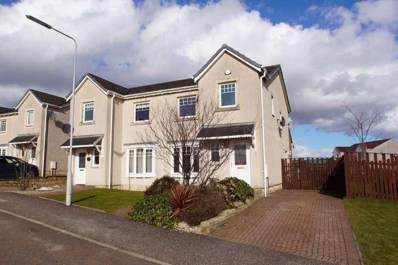 3 Bedrooms Semi Detached House for sale in Rowan Lane, Leven, KY8