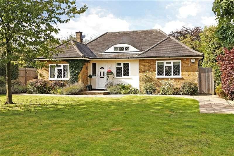 4 Bedrooms Detached House for sale in Wood Lane, South Heath, Great Missenden, Buckinghamshire, HP16