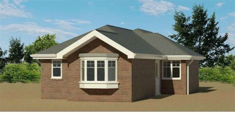 2 Bedrooms Detached Bungalow for sale in East View Road, RINGWOOD, Hampshire